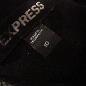 Express Tops - Express halter top